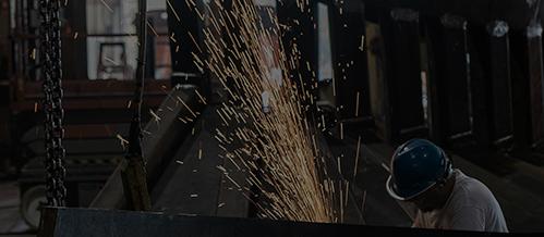 Beck Steel Inc. // Website Design